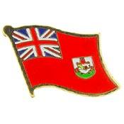 Bermuda Lapel Pin.