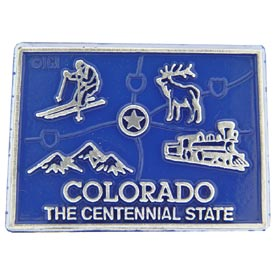 Colorado State Magnet.