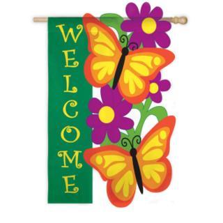 Welcome/Butterflies