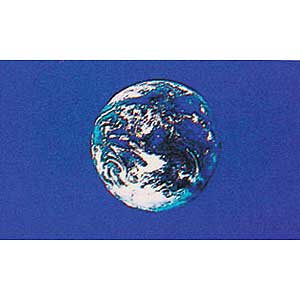 Earth 3x5' Polyester Flag