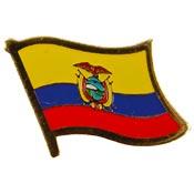 Ecuador Lapel Pin.