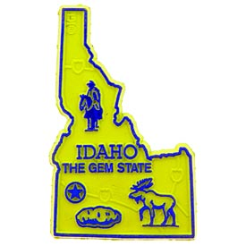 Idaho State Magnet.