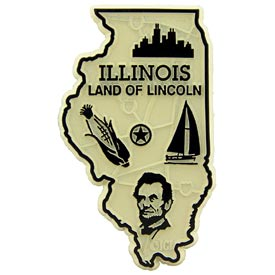 Illinois State Magnet.